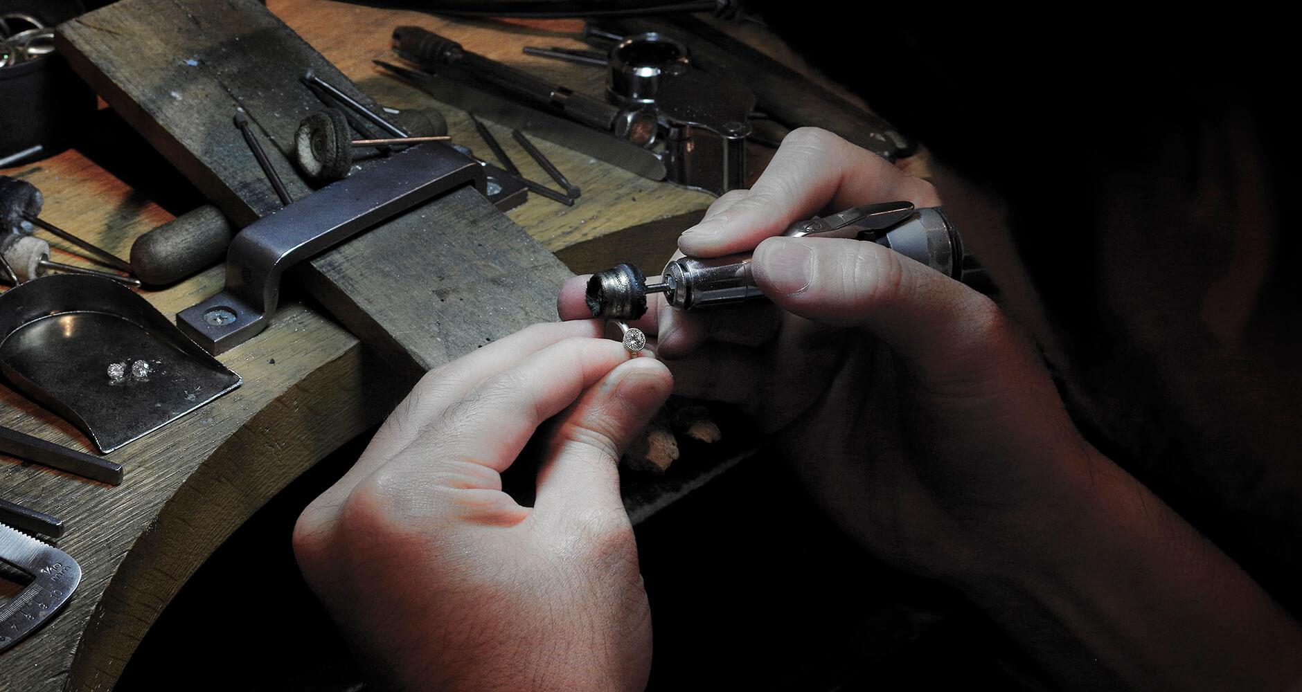 結婚指輪 オーダーメイド 職人 手作り