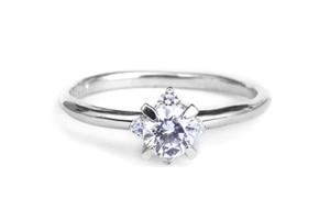 エンゲージリング(婚約指輪)her001