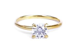 エンゲージリング(婚約指輪)her012