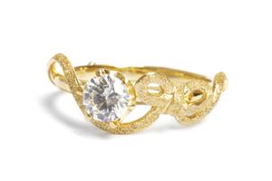 エンゲージリング(婚約指輪)her021