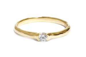 エンゲージリング(婚約指輪)her023