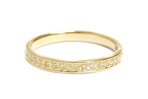 エンゲージリング(婚約指輪)her026
