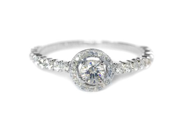 エンゲージリング(婚約指輪)her035