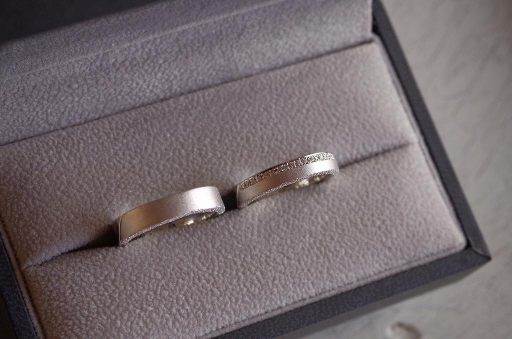 オーダーメイド 結婚指輪 婚約指輪