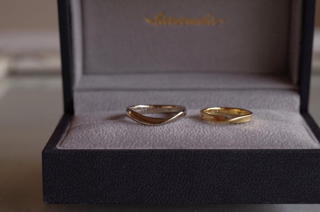 オーダーメイド 結婚指輪