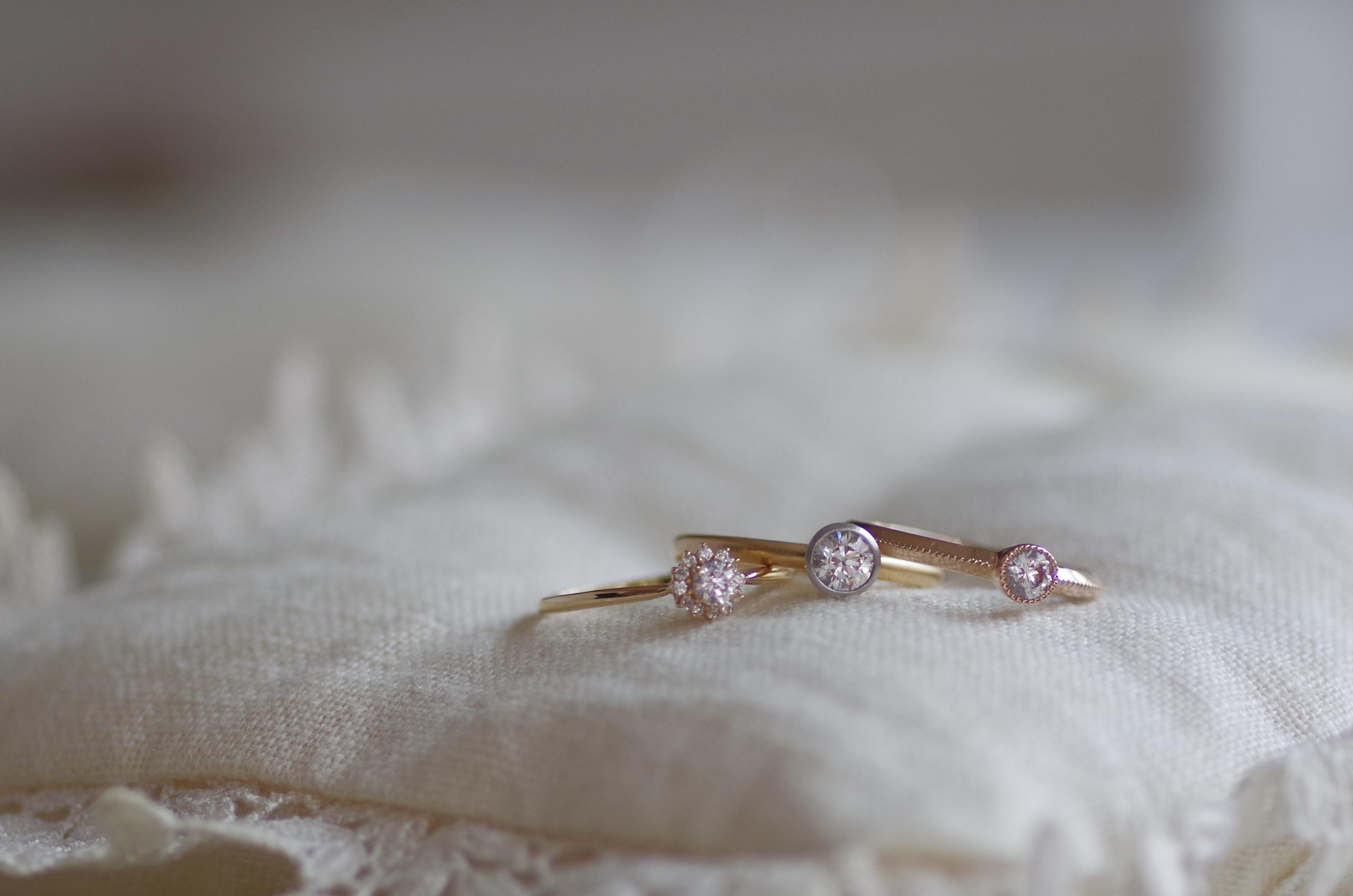 セミオーダー 婚約指輪