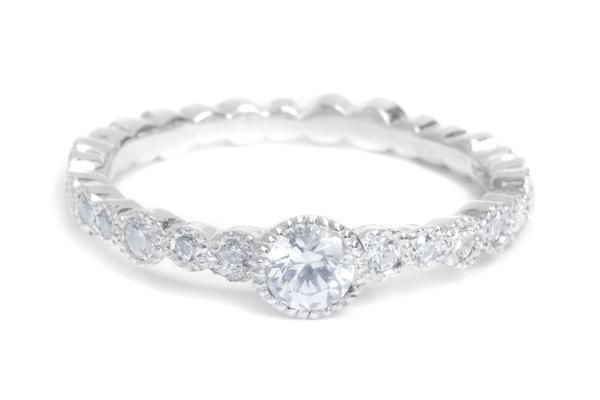 婚約指輪 オーダーメイド エタニティ