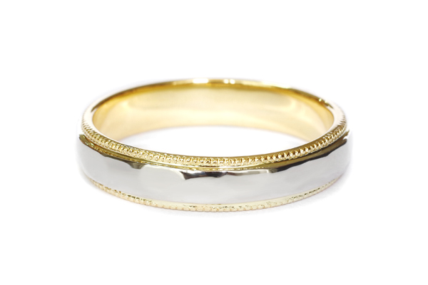 結婚指輪 オーダーメイド