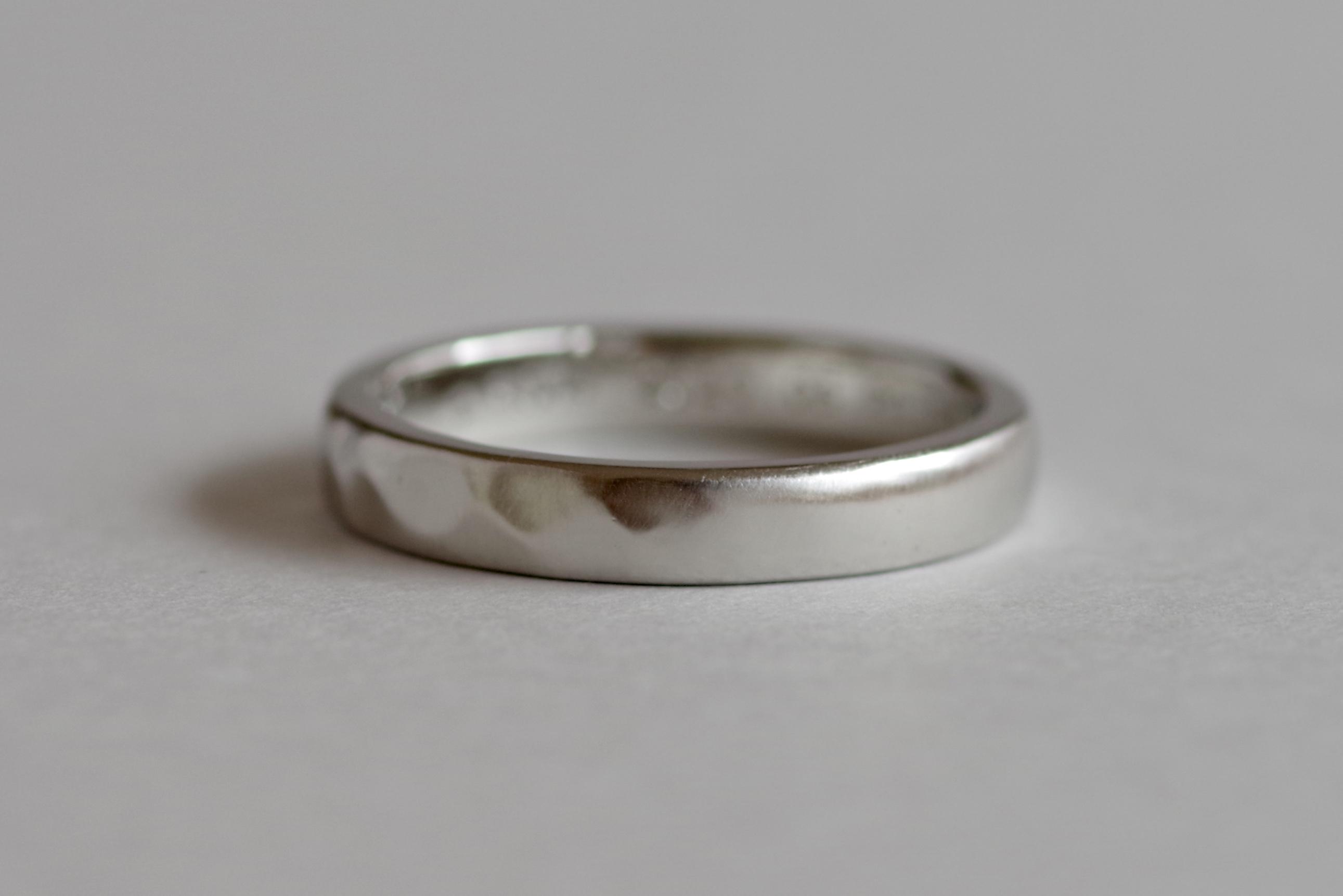 桃 結婚指輪 オーダーメイド