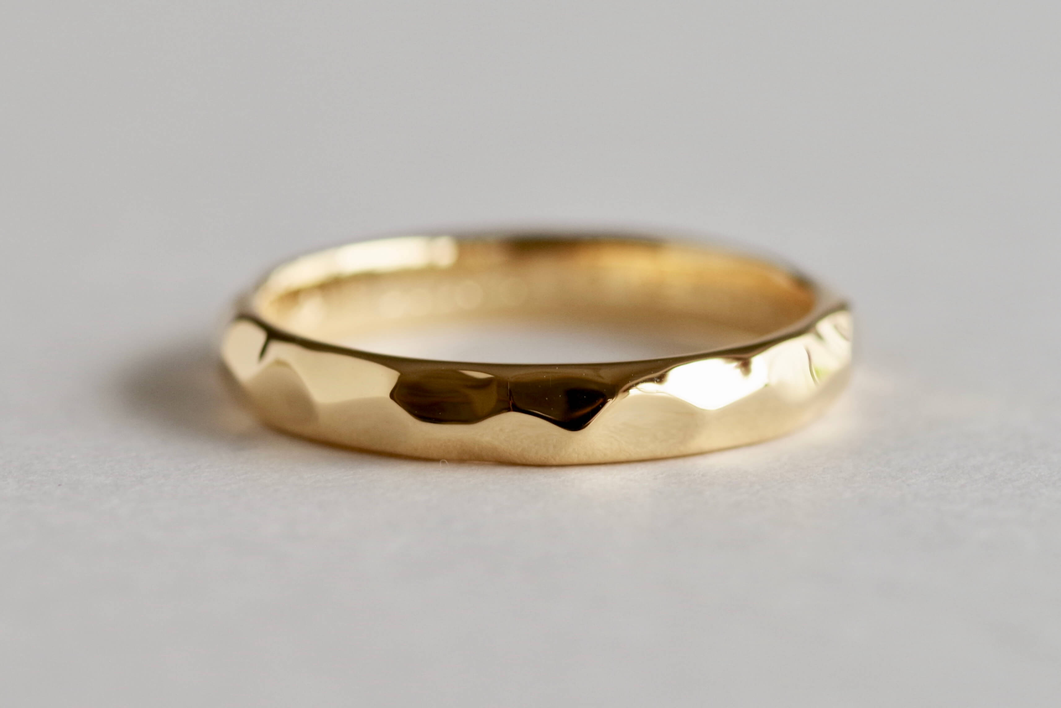 結婚指輪 オーダーメイド ゴールド