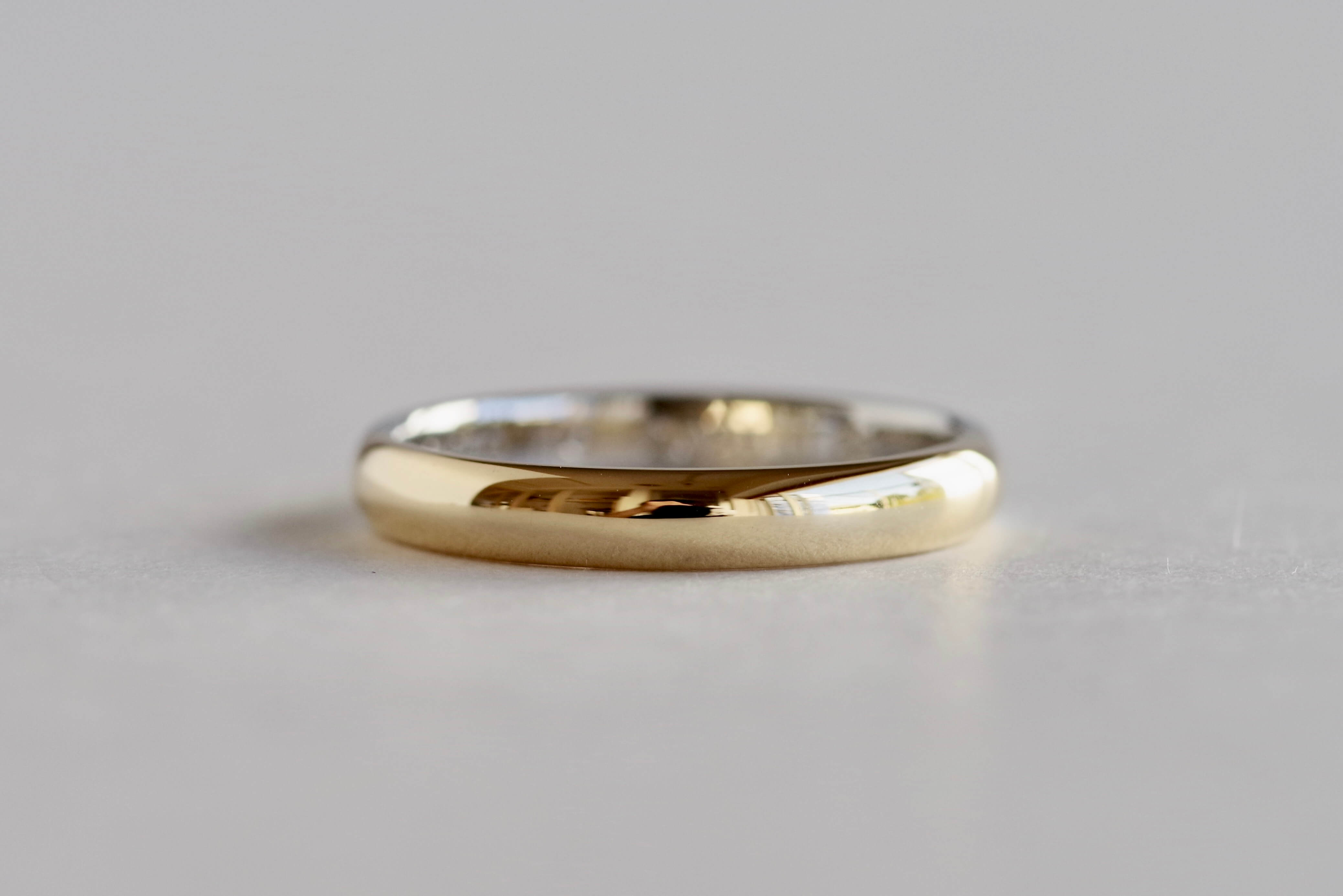 結婚指輪 オーダーメイド ニコちゃんマーク