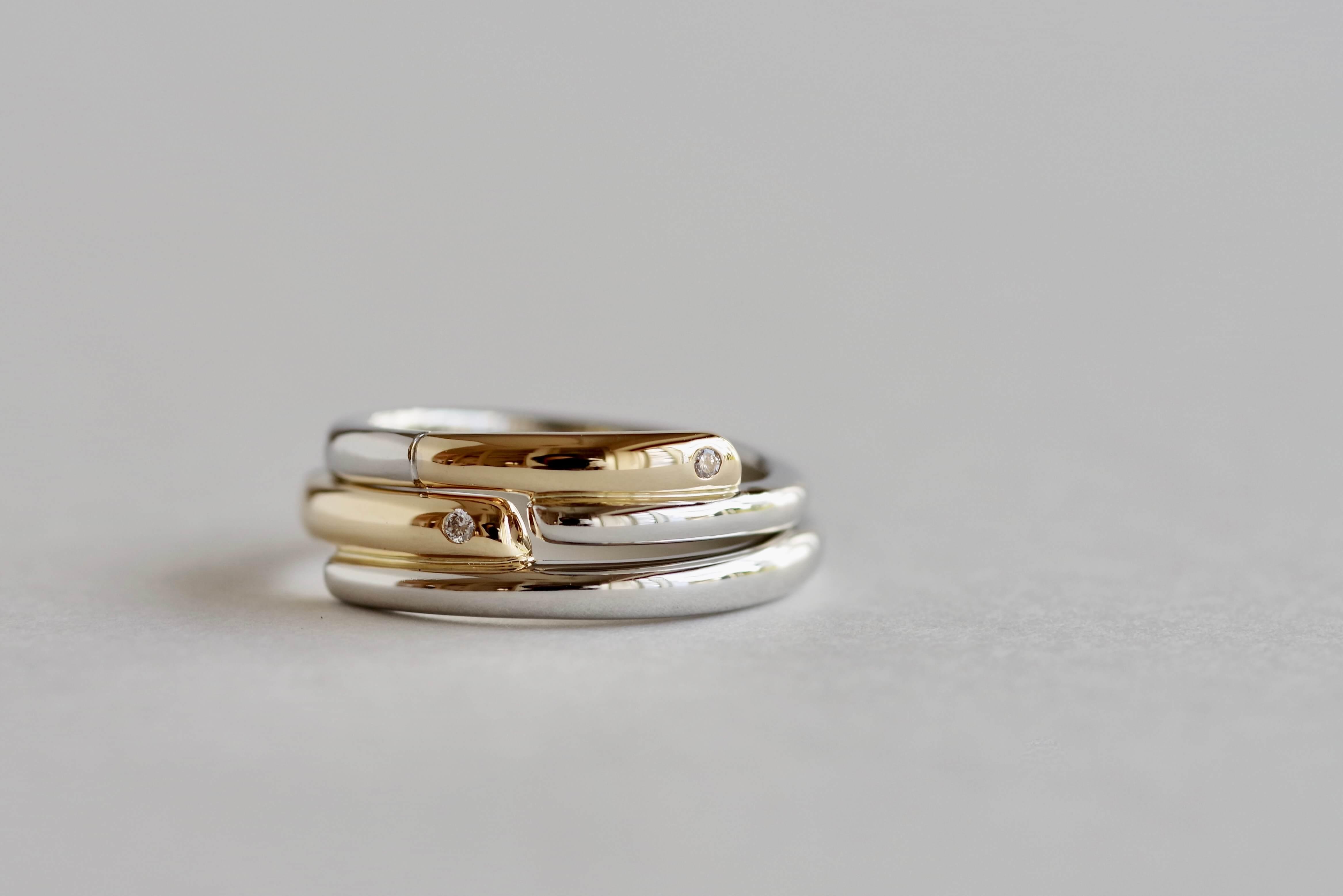 結婚指輪 オーダーメイド 魔法のステッキ
