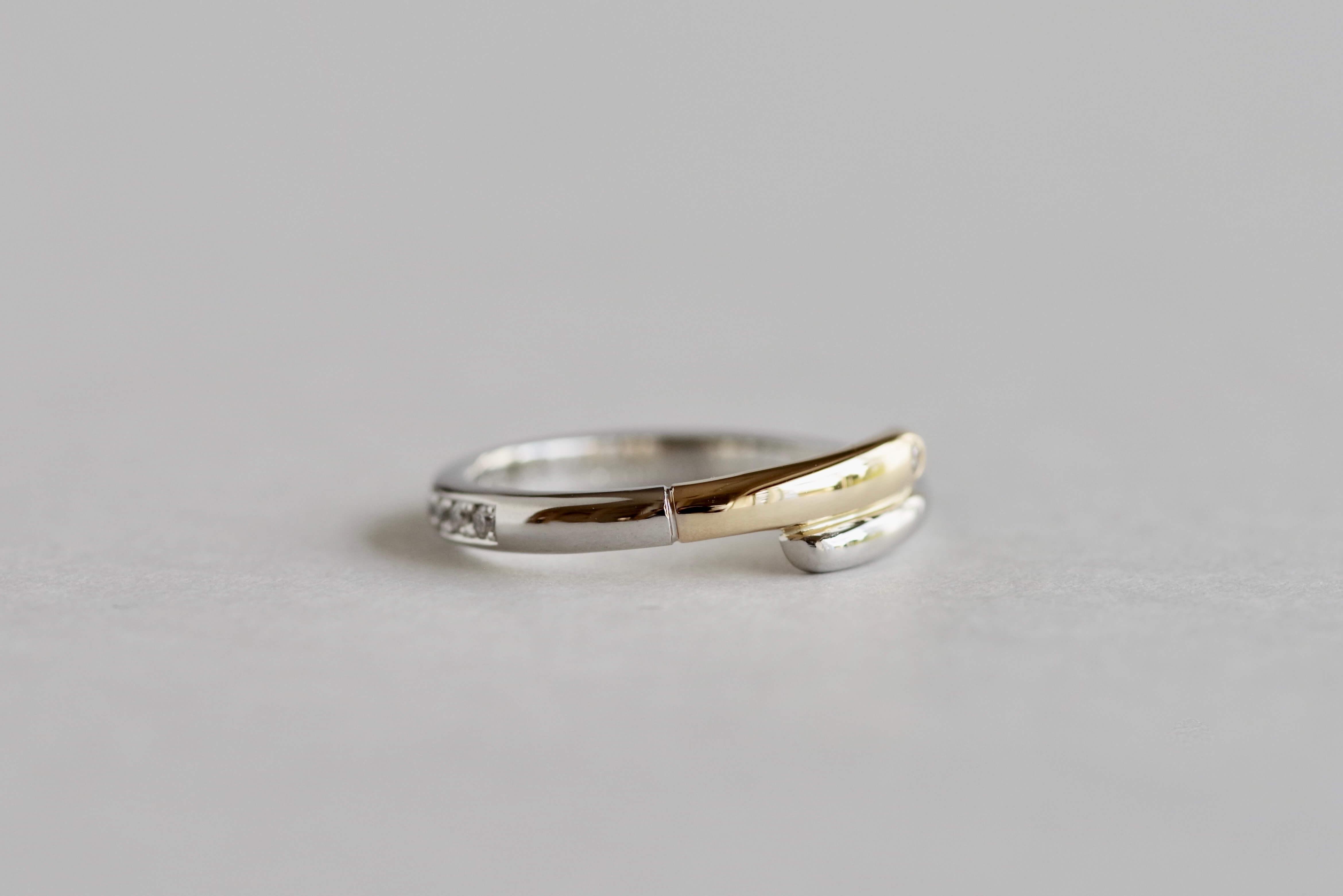 結婚指輪 オーダーメイド 魔法のステッキ 魔法の杖