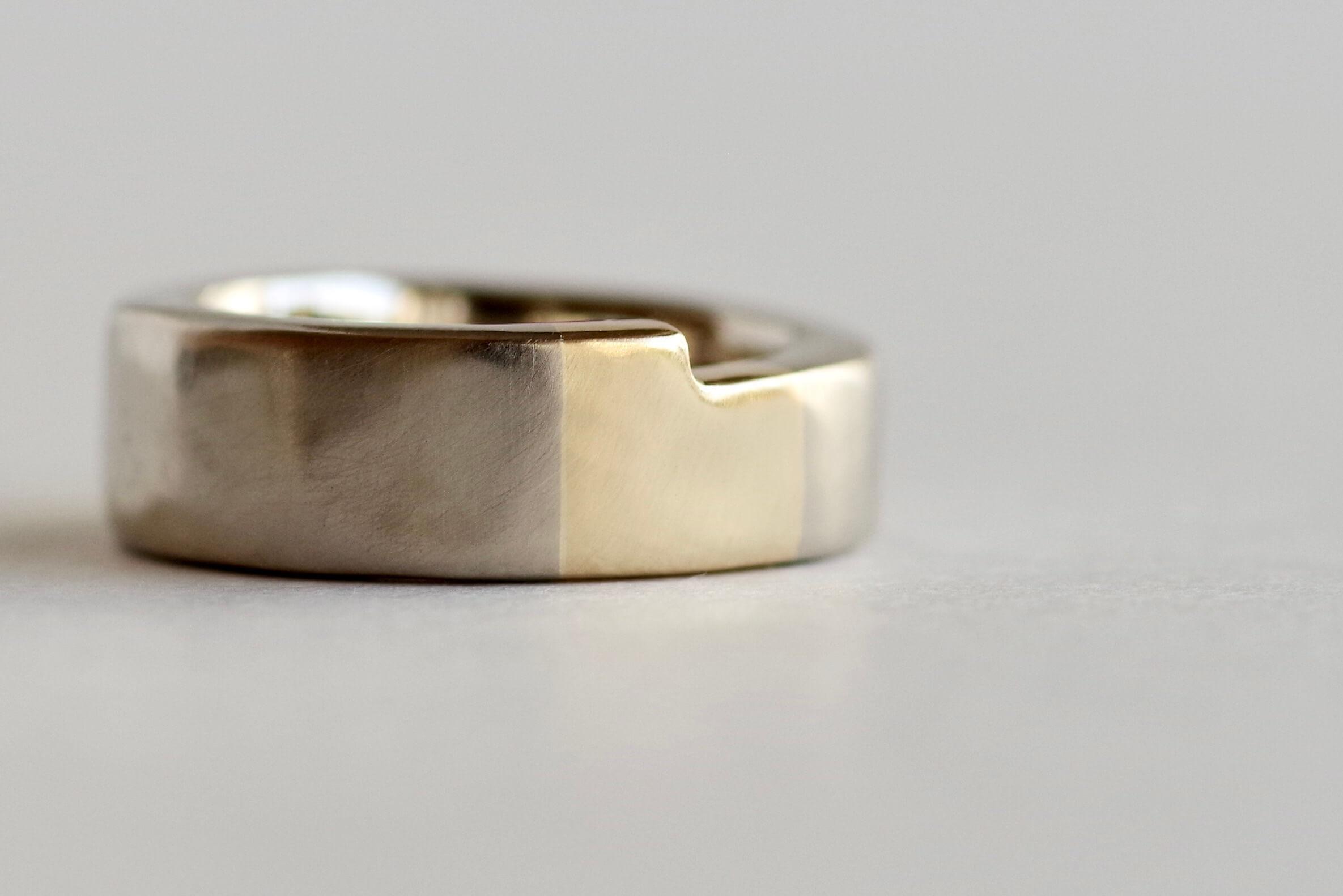 結婚指輪 オーダーメイド コンビ