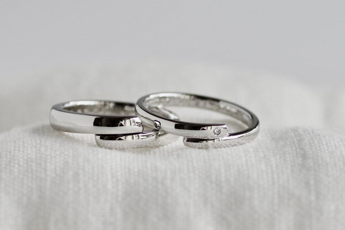 フリーサイズの結婚指輪